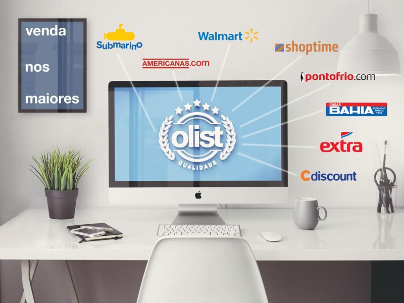 O que é o Olist e como ele funciona para ampliar as vendas em marketplaces?