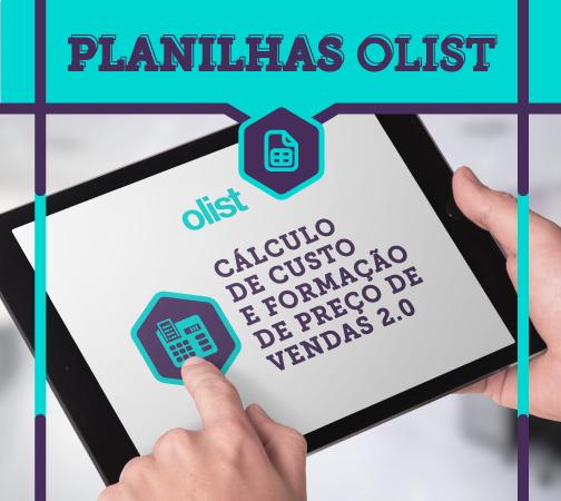 Planilha gratuita: Cálculo de Custo e Formação de Preço de Vendas 2.0