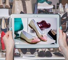 Venda de calçados lidera o comércio eletrônico no Brasil