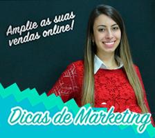 Dicas de Marketing para ampliar suas Vendas Online  [Webinar]