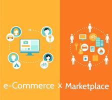 Marketplace ou loja própria: qual vale mais a pena?