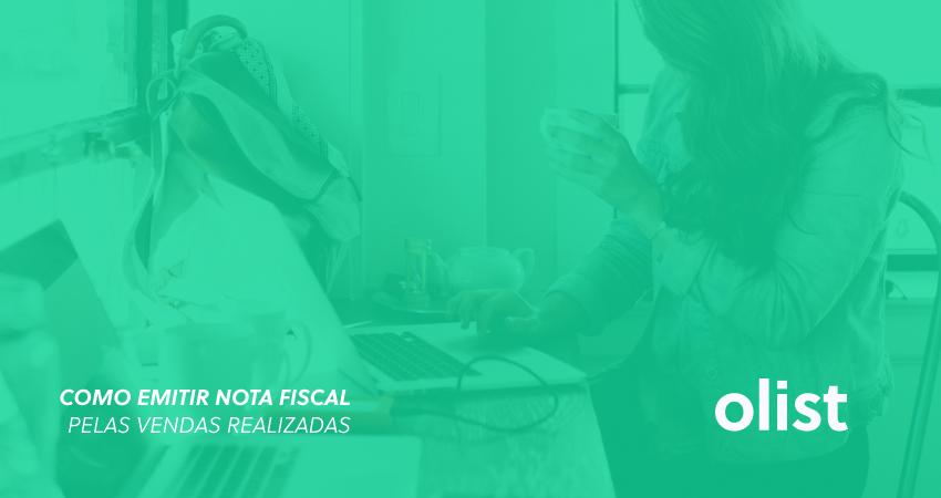 Como emitir Nota Fiscal pelas vendas realizadas?