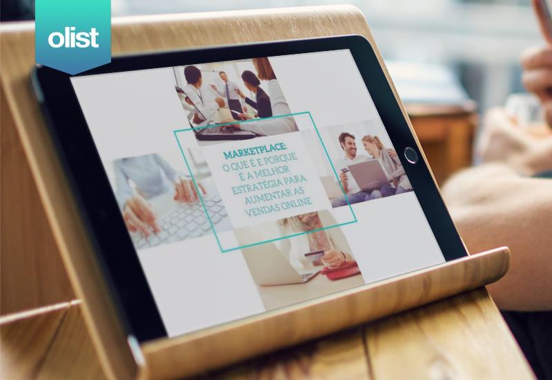 E-book: Vender em marketplace – o que é e como fazer