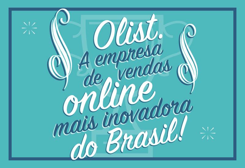 Olist vence o Prêmio E-Commerce Brasil de Inovação 2016