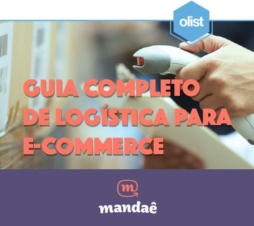 E-book: Guia completo de logística para o e-commerce