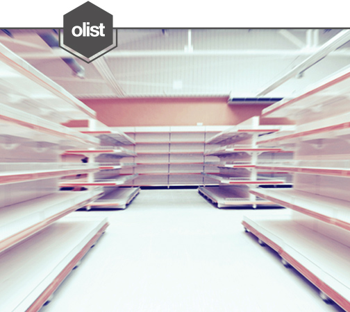 Olist é uma loja e não tem produtos em estoque? Como assim?
