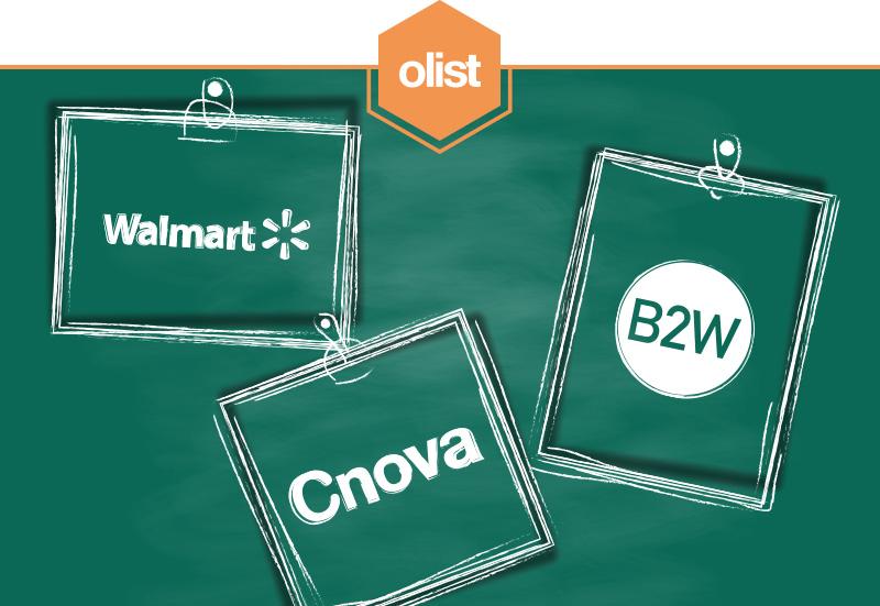 Marketplace: o que é B2W, Cnova, GFG e Walmart?