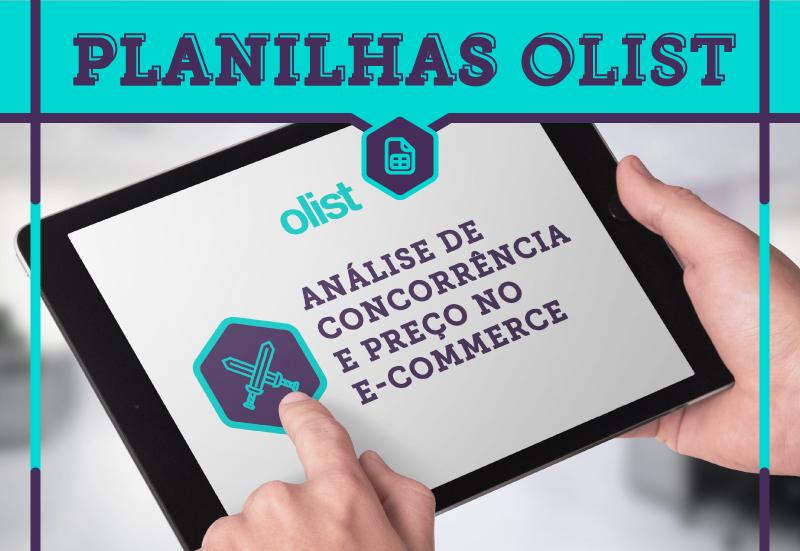 Planilha grátis: análise de concorrência e preço no e-commerce