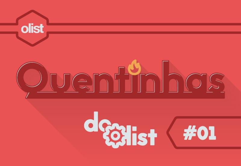 Nova funcionalidade: contador de produto - Quentinhas do Olist #1