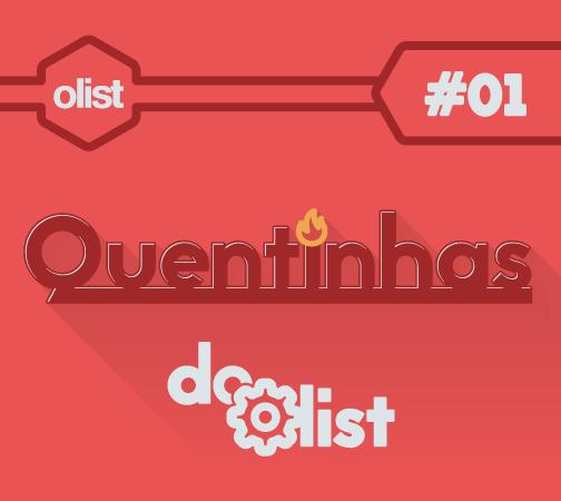 Nova funcionalidade: contador de produto – Quentinhas do Olist #1