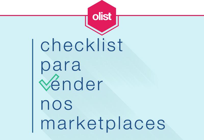 Passo a passo: checklist para vender em marketplaces (com bônus)