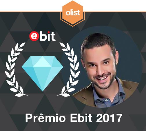 Olist vence Prêmio Ebit Melhores Executivos do E-commerce