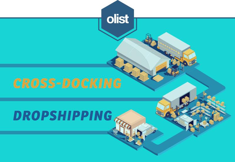 Cross-docking e dropshipping: o que é, vantagens e desvantagens!