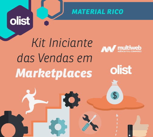 Kit iniciante das vendas em marketplaces: baixe grátis!