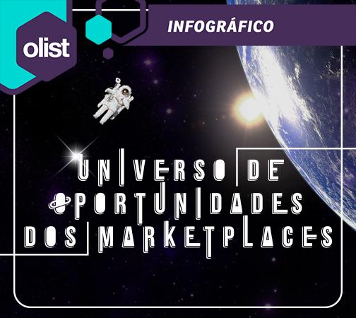 [Infográfico] Veja os números do Universo de Oportunidade dos Marketplaces
