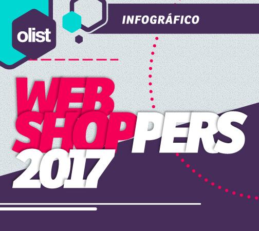 Webshoppers 36: Dados do e-commerce no primeiro semestre de 2017!