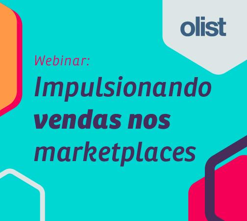 [Webinar] Impulsionando as vendas nos marketplaces