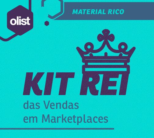 Kit Rei das Vendas em Marketplaces: recursos para você maximizar as vendas!