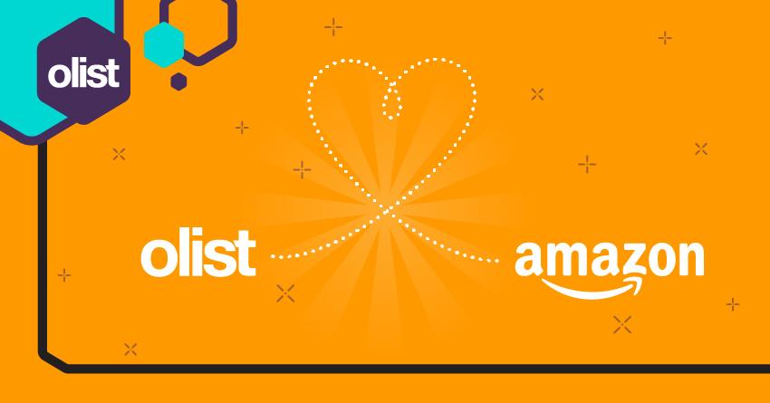 Como vender na Amazon utilizando o Olist?