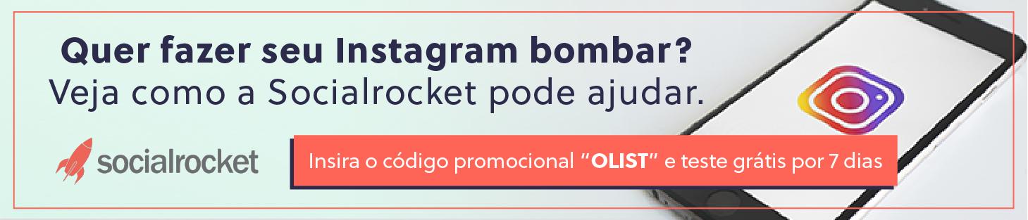 instagram socialrocket