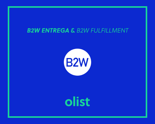 B2W Entrega e B2W Fulfillment: o que é e como utilizar?