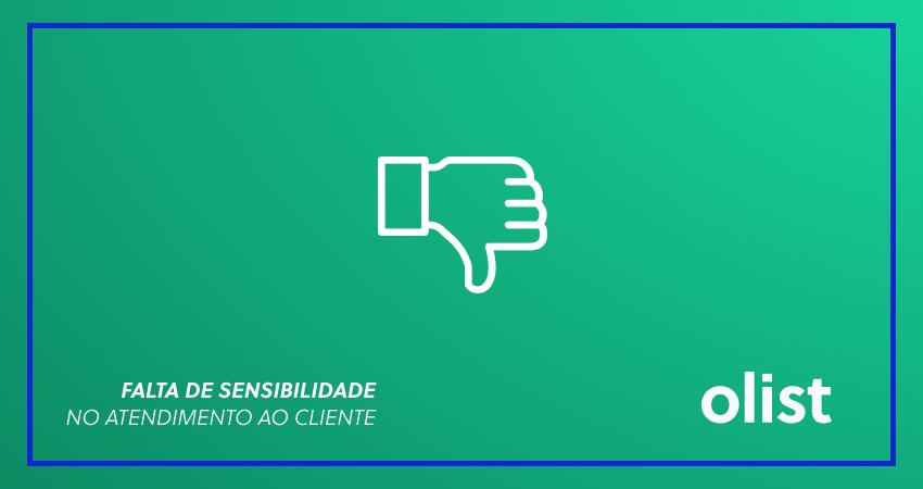 Não deixe a falta de sensibilidade com o cliente afetar o seu e-commerce