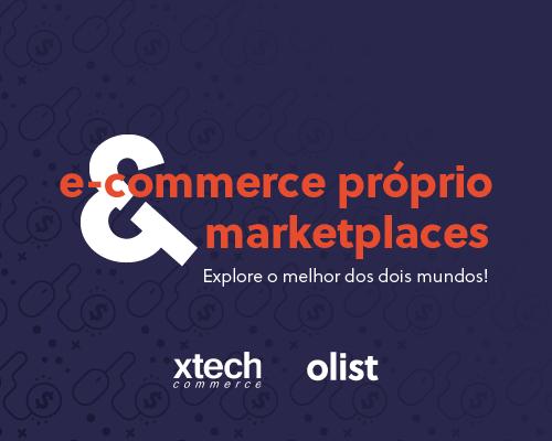 Vender em marketplace ou e-commerce próprio: vantagens de cada modelo