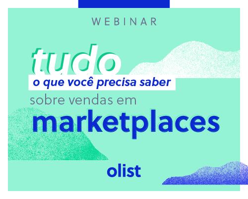 [Webinar] TUDO o que você precisa saber sobre vendas em marketplaces!