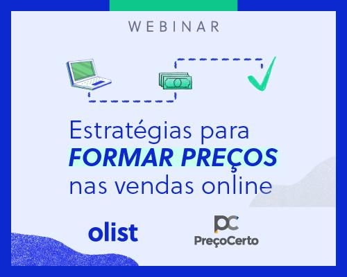 [Webinar] Estratégias para formar preços nas vendas online