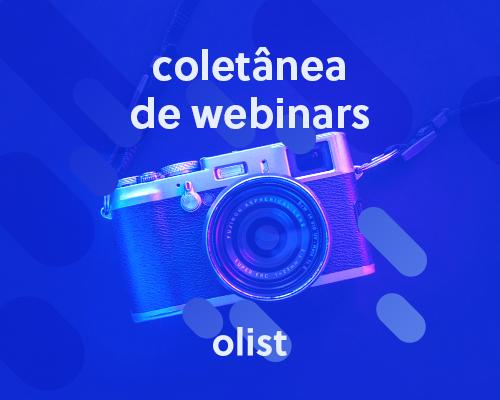Coletânea de Webinars: baixe grátis e saiba tudo sobre marketplaces!