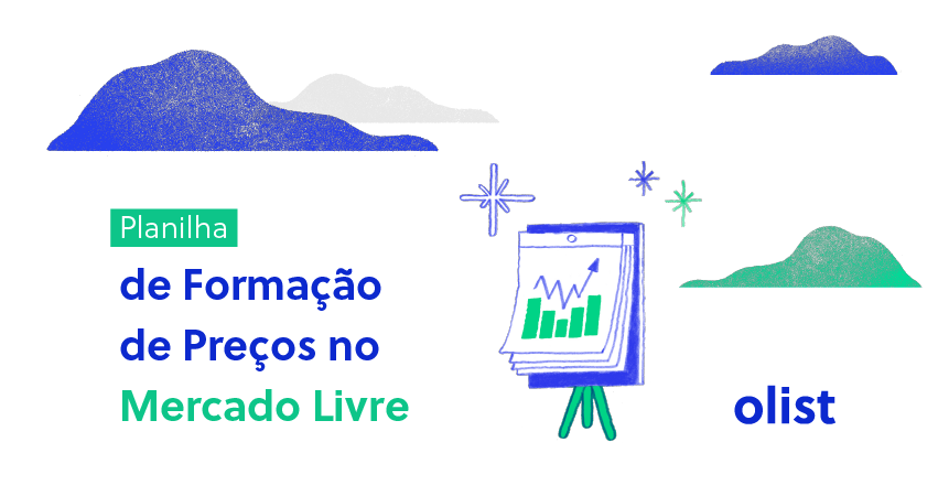 Planilha Grátis: saiba calcular o preço de venda no Mercado Livre