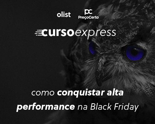 Curso Express em vídeo: caminho para a alta performance na Black Friday