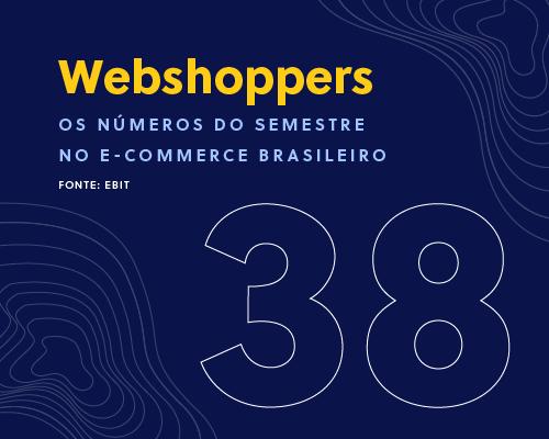 Webshoppers 38: os números INÉDITOS do e-commerce brasileiro em 2018!