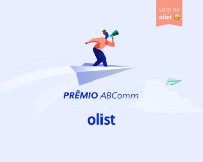 Prêmio ABComm de Inovação Digital 2019: vote no Olist!