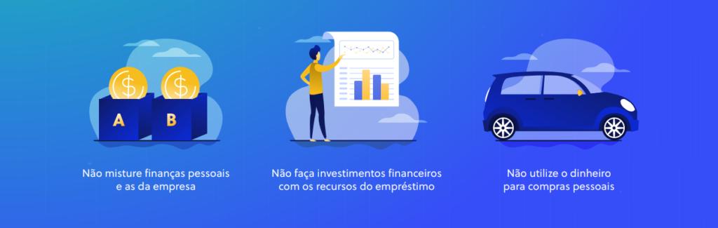Dicas do Guia do Empréstimo para Capital de Giro - Olist e Gyra+