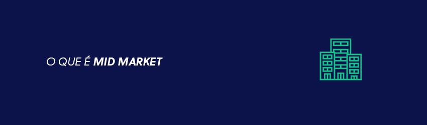 O que é o programa Middle Market do Olist e como ele favorece lojas de médio porte?