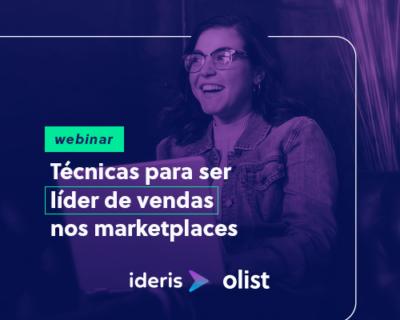 [Webinar] Técnicas para ser líder de vendas nos marketplaces