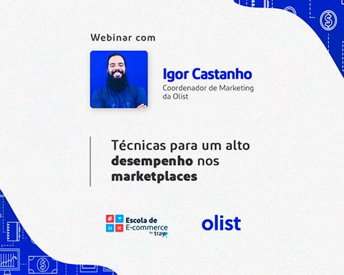 [Webinar] Técnicas para um alto desempenho nos marketplaces
