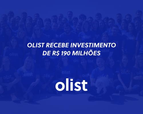 Olist recebe investimento de R$ 190 milhões para expansão