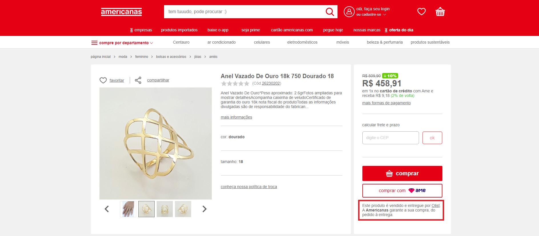 Como vender joias e semijoias na internet e em marketplaces