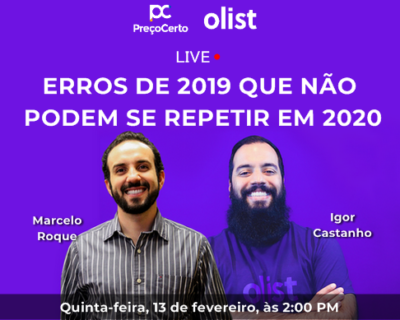 """Por que participar do webinar """"Erros de 2019 que não podem se repetir em 2020""""?"""