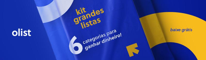 Kit Grandes Listas Olist