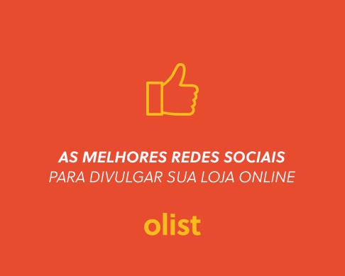Melhores redes sociais para divulgação da loja online