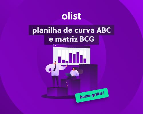 Planilha de Curva ABC e Matriz BCG para Varejo