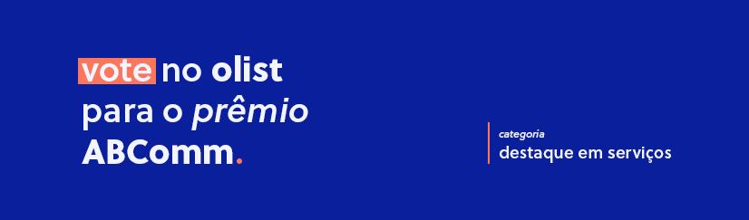 prêmio abcomm 2020 olist