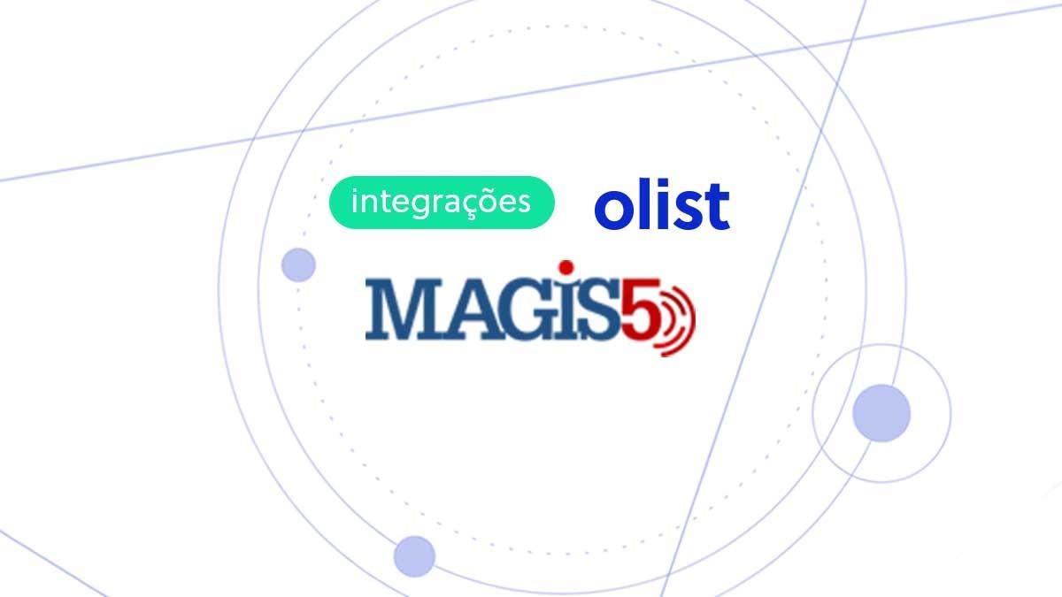 integração olist e magis5