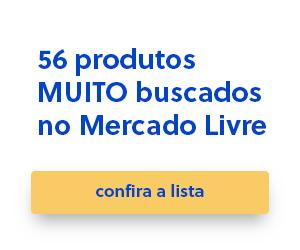56 produtos mais buscados no mercado livre