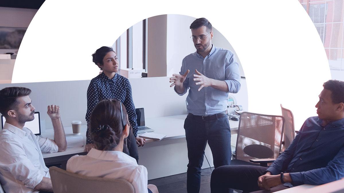 Como gerenciar e motivar uma equipe de vendas de sucesso