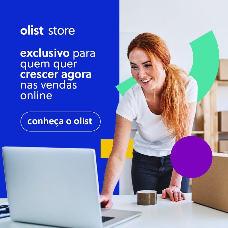Aumente suas vendas com olist!