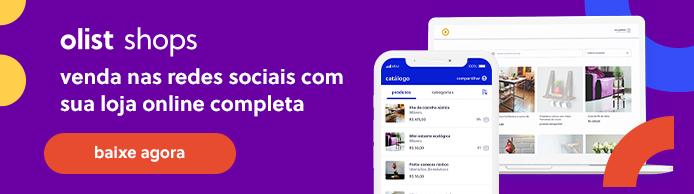 Banner Inline Redes sociais Shops